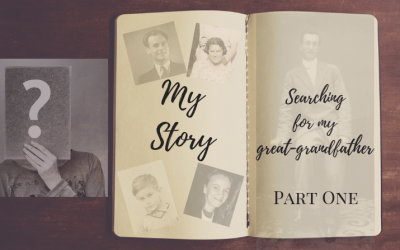 My story – searching for my American great-grandfather (Part One)