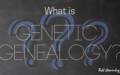 What is genetic genealogy?