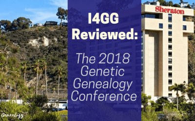 The 2018 International Genetic Genealogy Conference – A Review: Day One