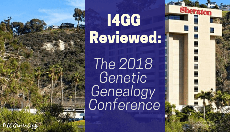 The 2018 International Genetic Genealogy Conference – Day Two Reviewed
