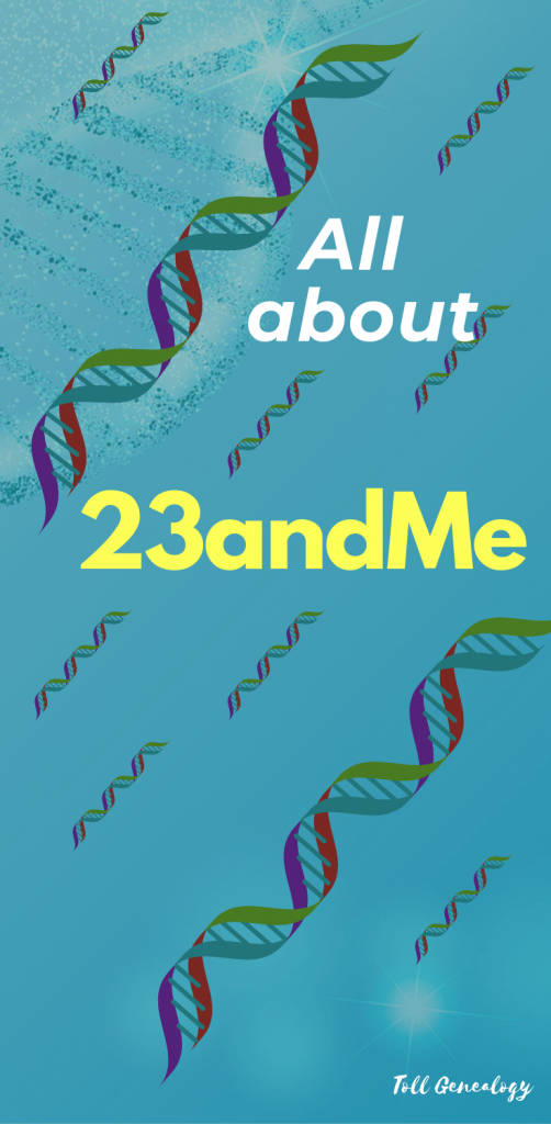 All about 23andMe