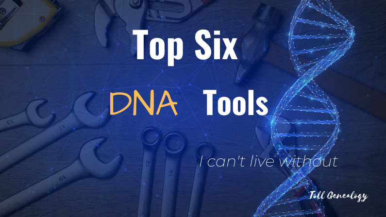 The top six DNA tools I can't live without
